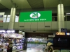 Lightbox Advertising in check in international and domestic gate Cam Ranh Airport