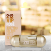 Nước hoa 212 Vip Rose mini 5ml