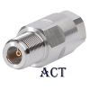 Connector N Female for 1/2