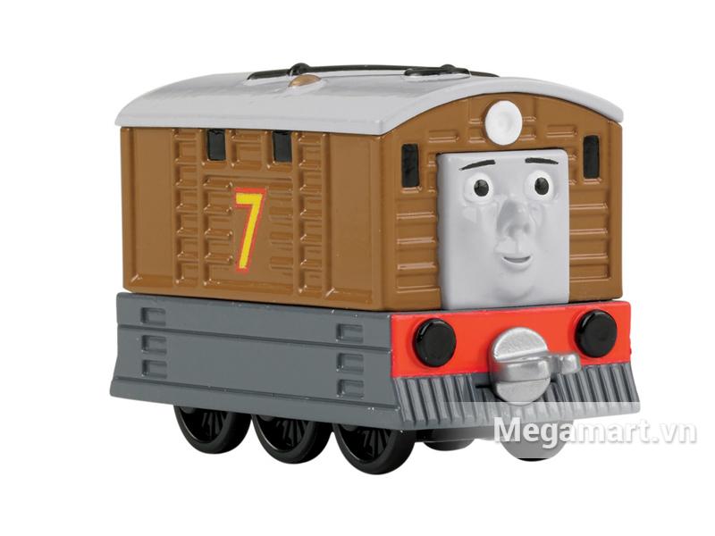 Hình ảnh sản phẩm Thomas & Friends Bộ sưu tập tàu lửa Thomas - Toby