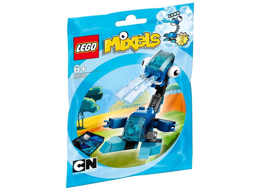 Vỏ sản phẩm Lego Mixels 41510 - Sinh Vật Lunk