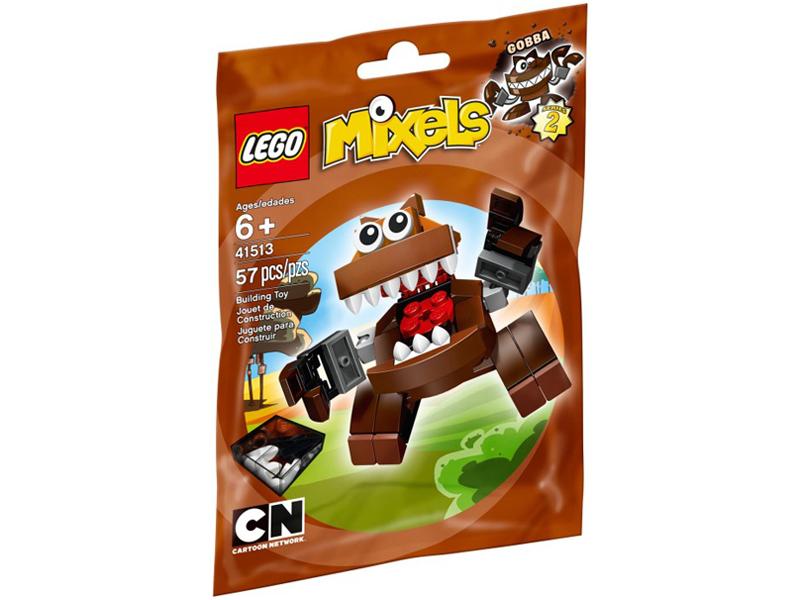 Vỏ sản phẩm Lego Mixels 41513 - Sinh Vật Gobba
