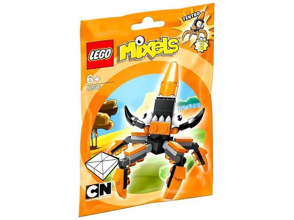 Vỏ hộp sản phẩm Lego Mixels 41516 - Sinh Vật Tentro