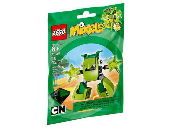 Vỏ hộp sản phẩm Lego Mixels 41508 - Sinh Vật Volectro
