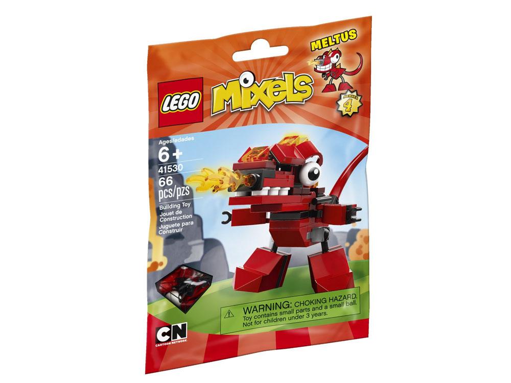 Bộ Lego Mixels mô hình Sinh vật Meltus 41530