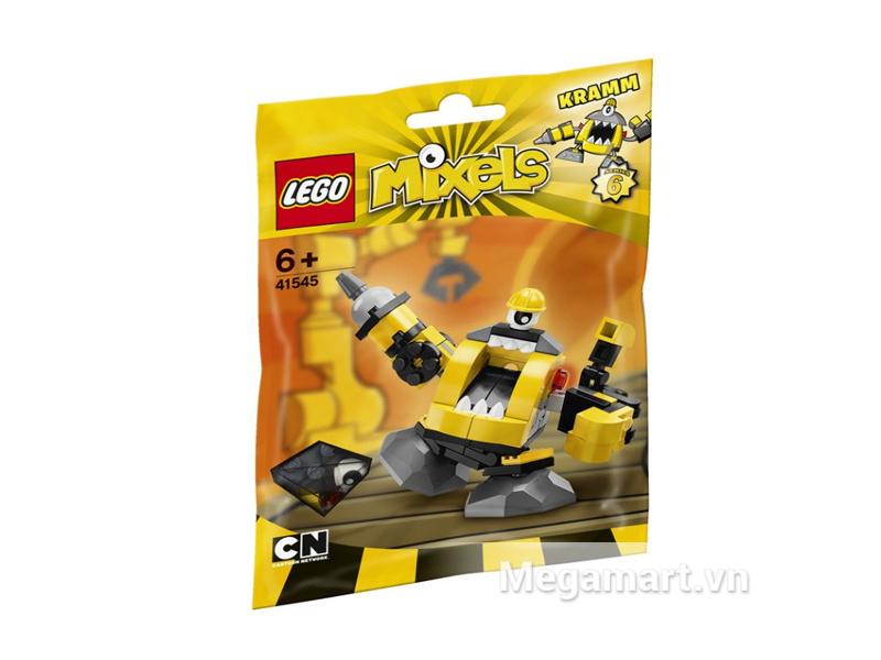 Vỏ sản phẩm Lego Mixels 41545 - Sinh Vật Kramm