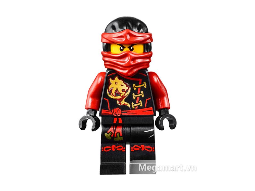 Nhân vật chính duy nhất trong bộ đồ chơi Lego Ninjago 30422 - Rồng Lửa Của Kai