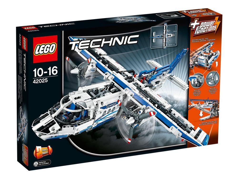 Vỏ ngoài hốp ản phẩm Lego Technic 42025