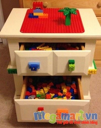 Hướng dẫn làm đồ chơi cho bé từ 28 vật dụng trong nhà 10