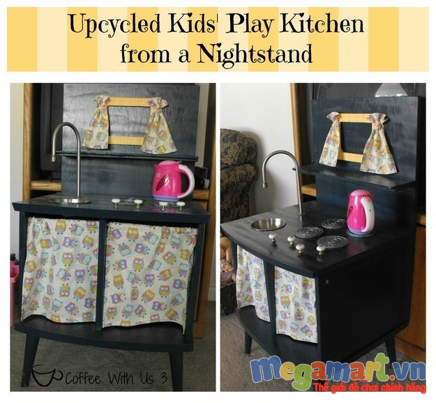 Hướng dẫn làm đồ chơi cho bé từ 28 vật dụng trong nhà 13
