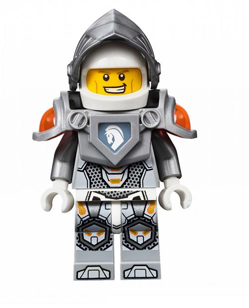 Nhân vật nữ hoàn có trong bộ Lego Nexo Knights 70325 - Quái Vật Nham Thạch Bắt Cóc Nữ Hoàng