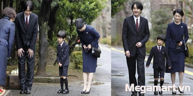 Gia đình hoàng tử Nhật Bản áp dụng phương pháp giáo dục con thông minh từ nhỏ
