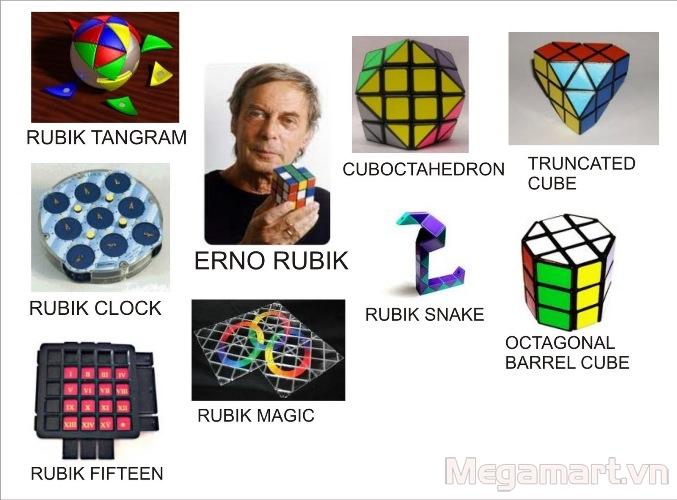 Ernő Rubik - Người phát minh ra đồ chơi Rubik sáng tạo