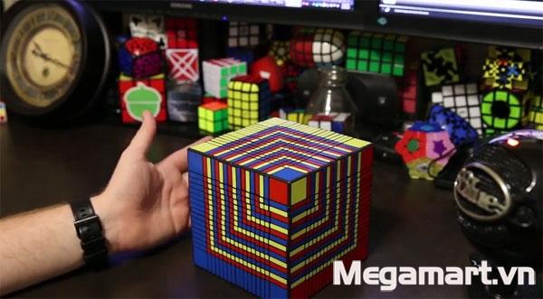 Chơi Rubik phát triển trí thông minh và tư duy logic