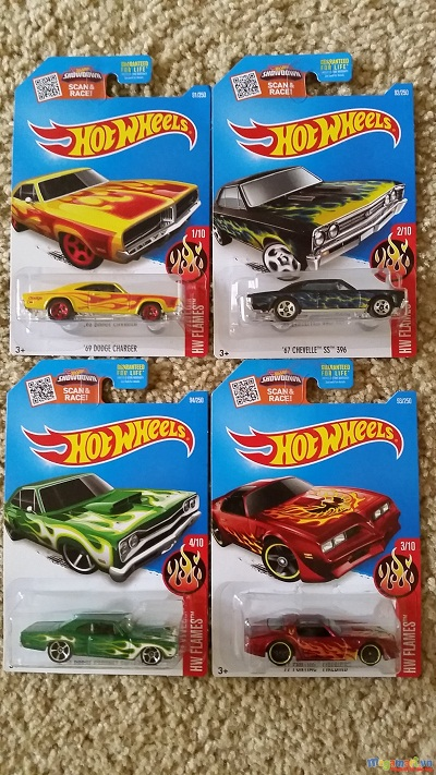 Toàn cảnh Hot Wheels 2016 Basic Car 6