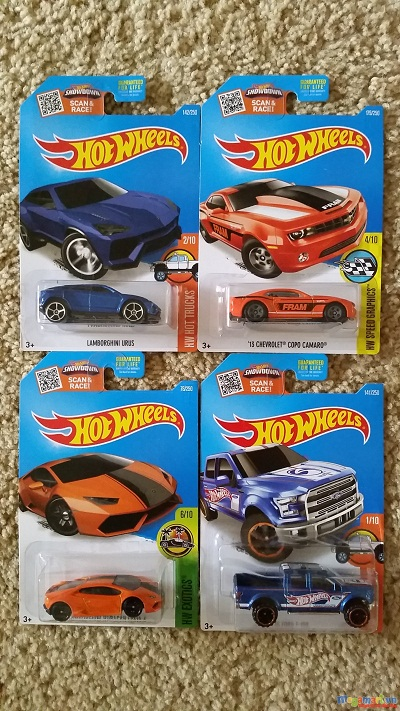 Toàn cảnh Hot Wheels 2016 Basic Car 8
