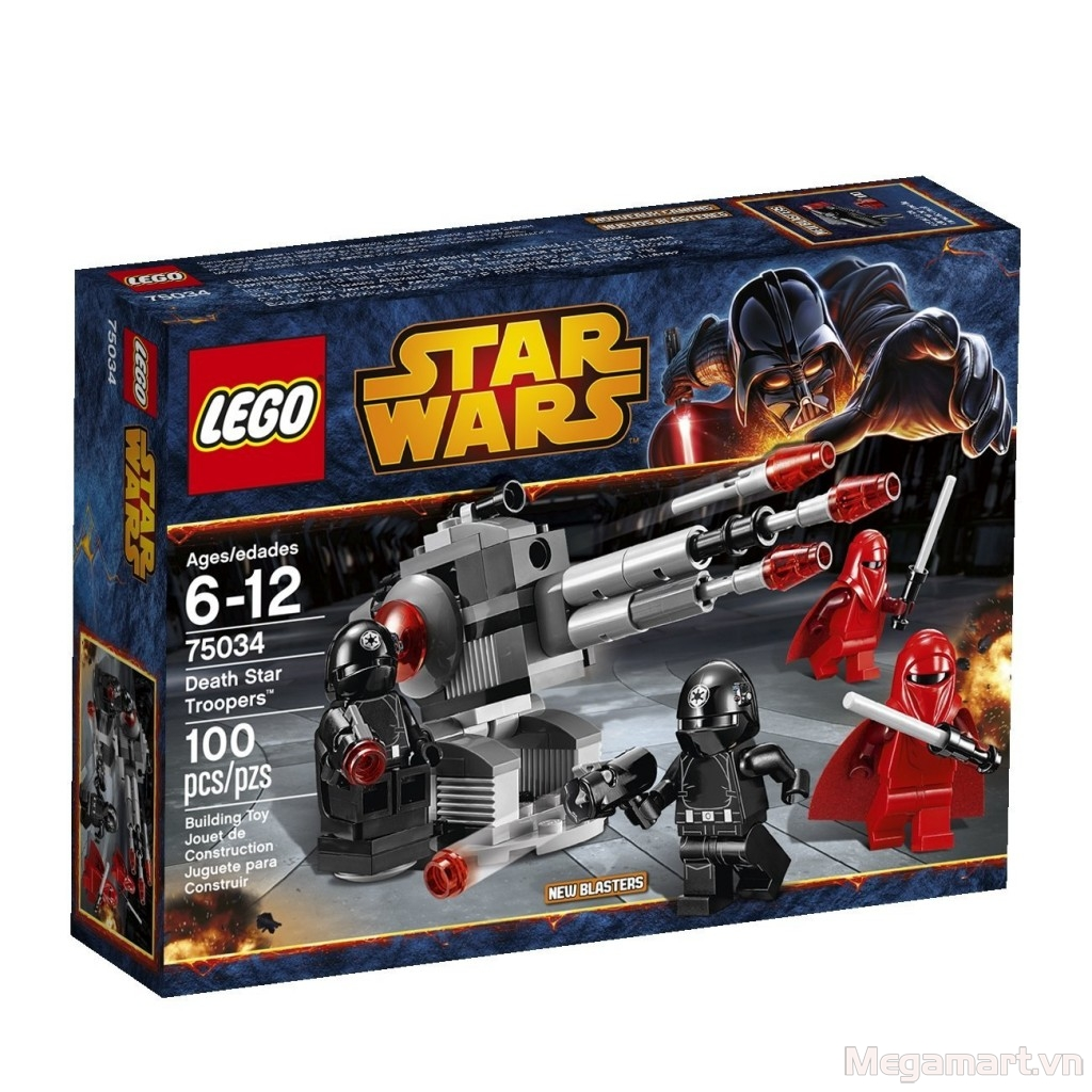 Lego Star Wars 75034 - Death Star Troopers