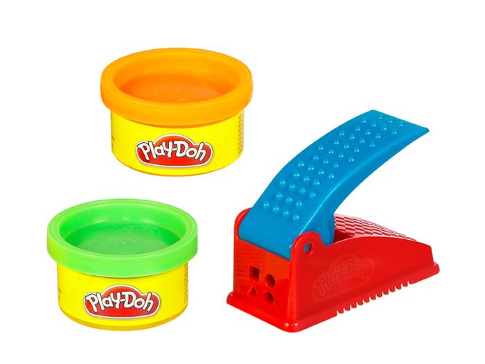 Hình ảnh minh họa cho sản phẩm PlayDoh 22611 - Nhà máy mini