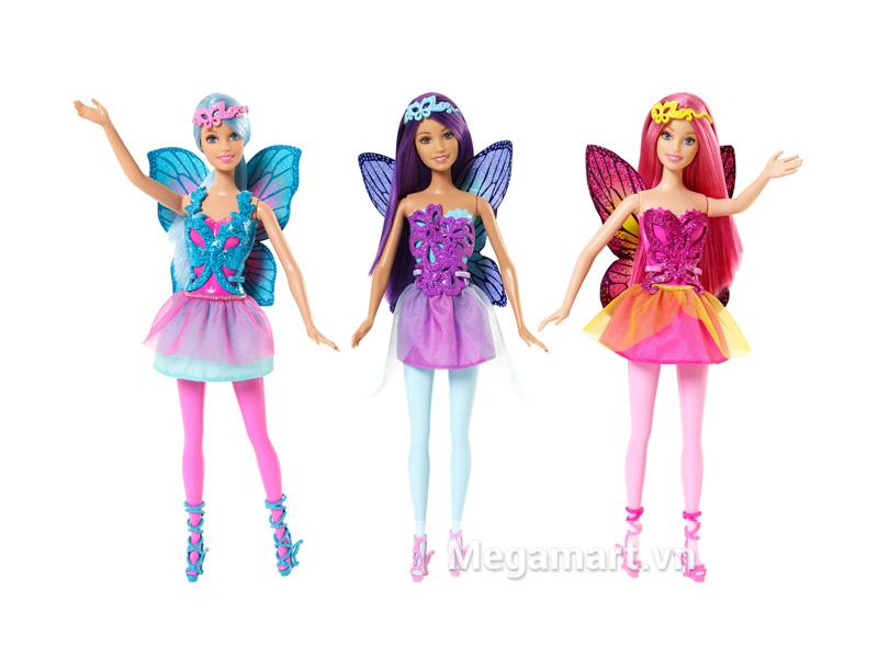 Barbie tiên bướm