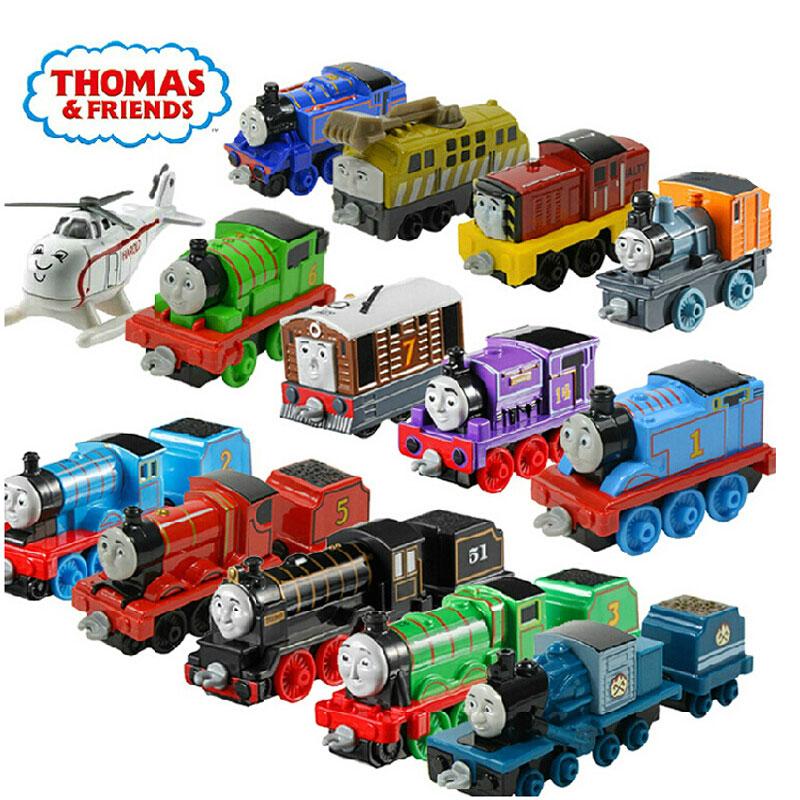 Các đầu tàu khác trong bộ sưu tập tàu lửa Thomas & Friends