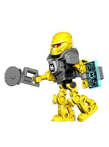 Hình ảnh nhân vật trong Lego Hero Factory 44015 - Cỗ Máy Chiến Đấu EVO