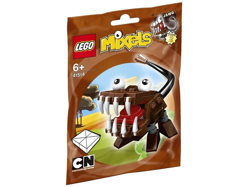 Vỏ sản phẩm Lego Mixels 41514 - Sinh Vật Jawg
