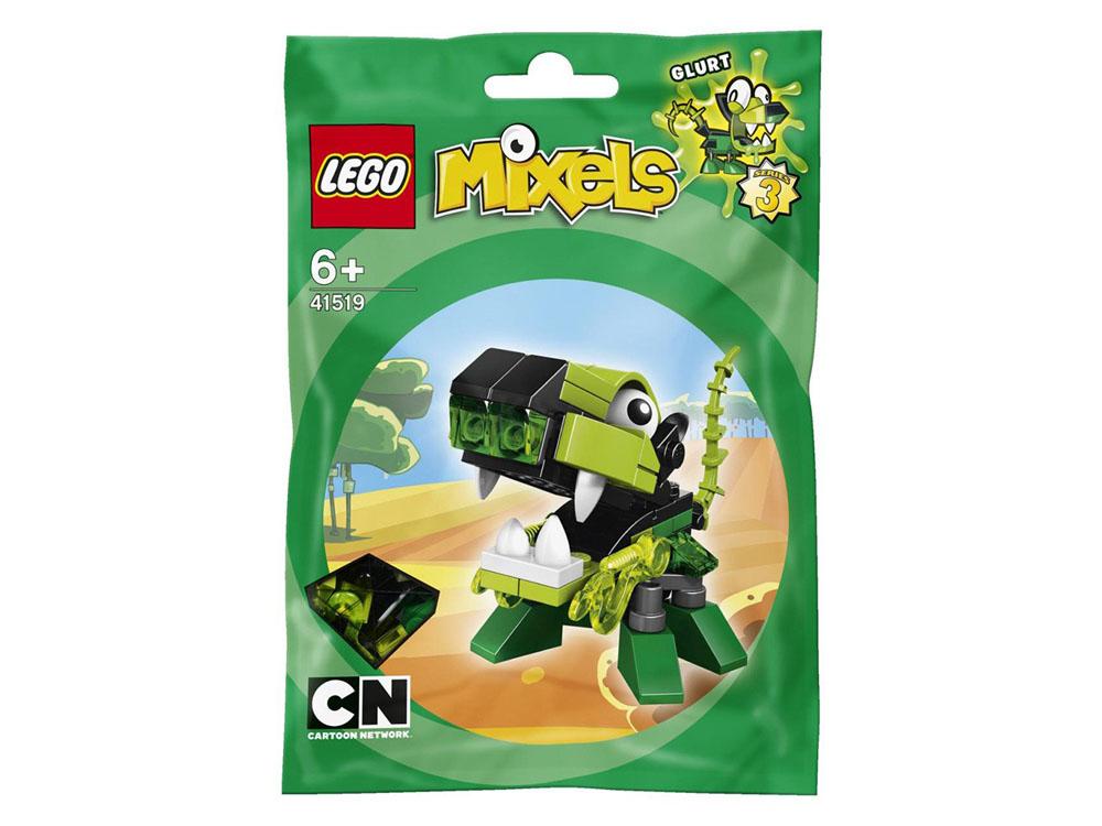 Vỏ sản phẩm Lego Mixels 41519 - Sinh Vật Glurt