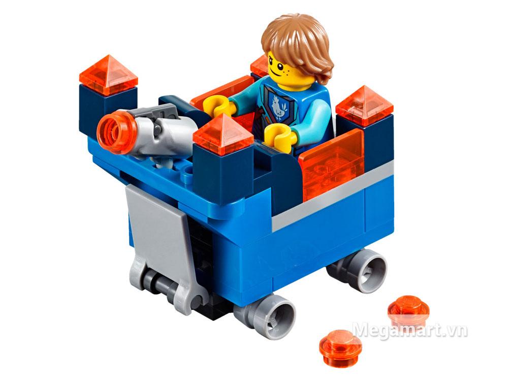 Lego Nexo Knights 30372 - Pháo đài Mini của Robin cho bé từ 7 đến 14 tuổi