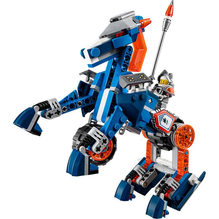 Ngựa máy chiến đấu mạnh mẽ của Lance