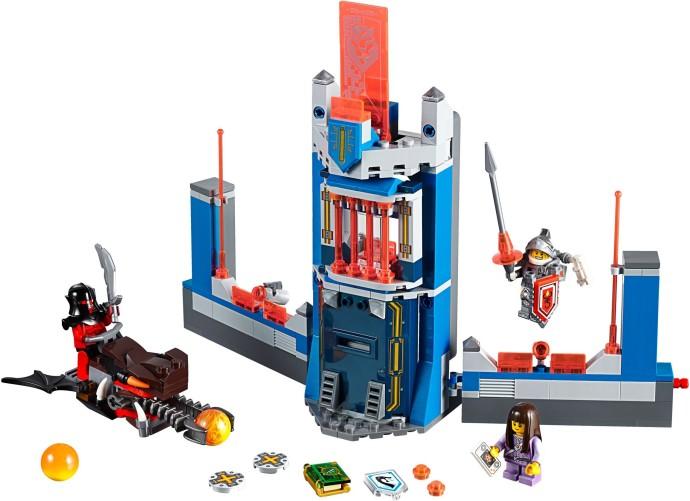 Toàn bộ bộ ghép hình Lego Nexo Knights 70324 - Thư Viện Merlok