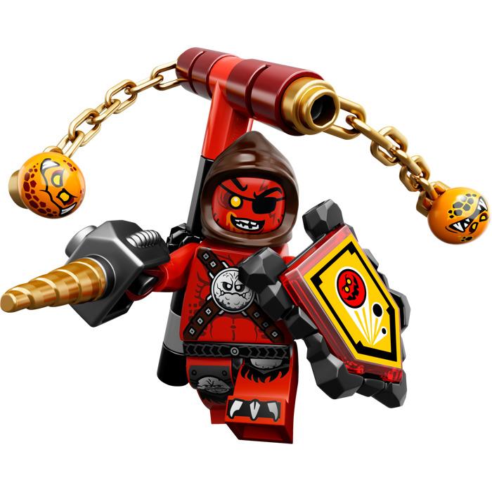 Tên quỷ chỉ huy gian ác và được trang bị vũ khí hết sức nguy hiểm
