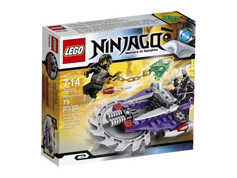 Vỏ ngoài bộ sản phẩm Lego Ninjago 70720 - Cỗ Máy Lưỡi Cưa