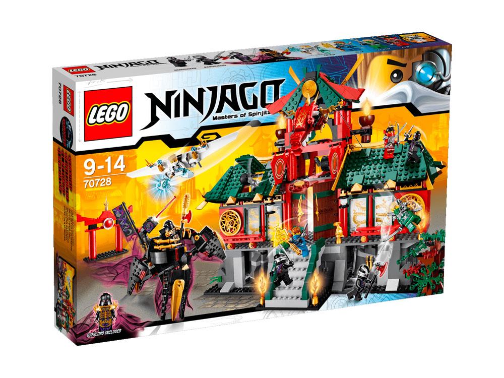 Ảnh sản phẩm bộLego Ninjago 70728