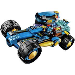 Mô hình chiếc xe dã chiến vượt mọi địa hình đặc biệt của Jay