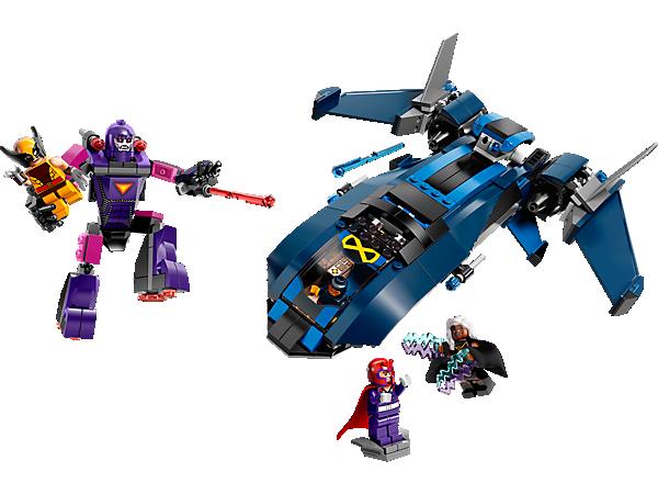 Bộ đồ chơi dành cho các bé trai 6-12 tuổi đam mê khám phá các nhân vật anh hùng