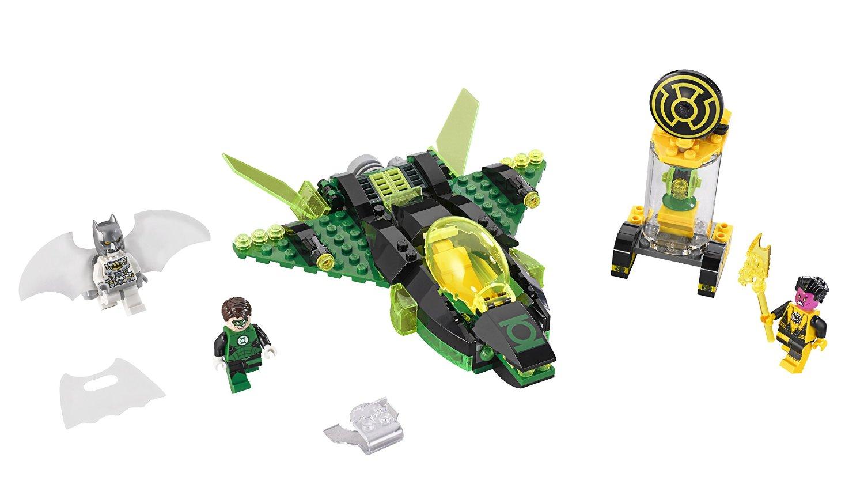 Các nhân vật xuất hiện trong bộ Lego Super Heroes 76025 - Green Lantern vs. Sinestro