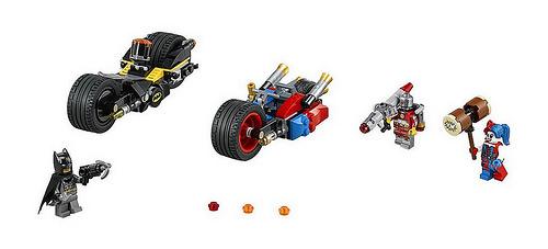 Toàn bộ bộ ghép hình Lego Super Heroes 76053 - Rượt Đuổi Người Mèo Ở Thành Phố Gotham