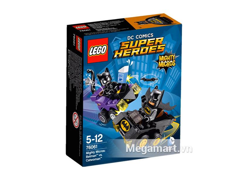 Hình ảnh bộ ghép hình Lego Super Heroes 76061 - Người Dơi Đại Chiến Người Mèo