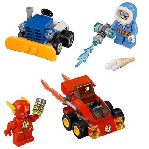 Toàn bộ hình ảnh bộ ghép hình Lego Super Heroes 76063 - Tia Chớp Đại Chiến Đội Trưởng Cold độc đáo