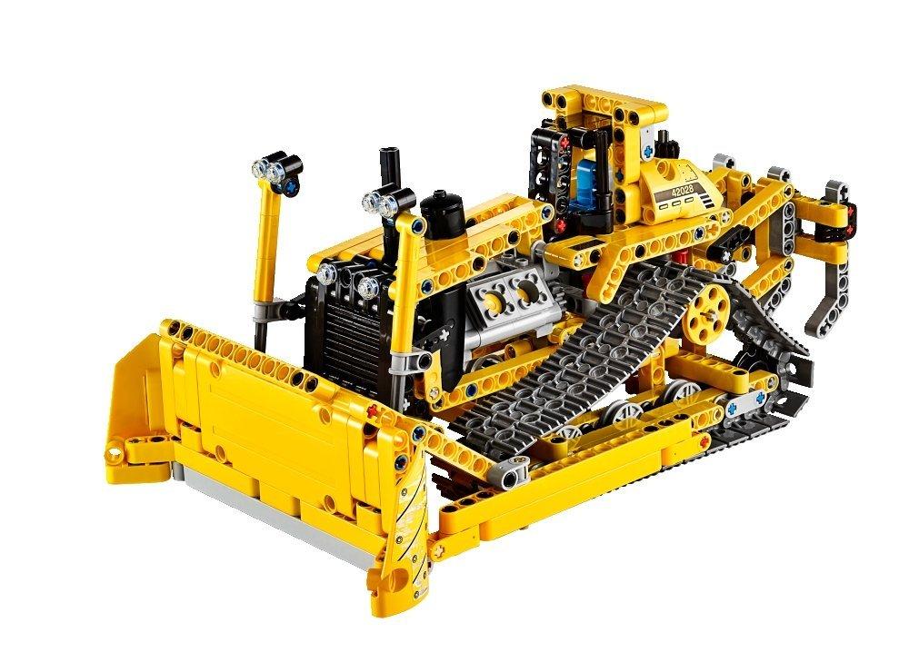 Lego Technic 42028 - Trench Digger có thể lắp ghép 2 trong 1 đầy thú vị