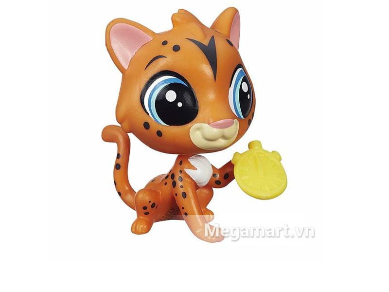 Littlest Pet Shop báo Shad