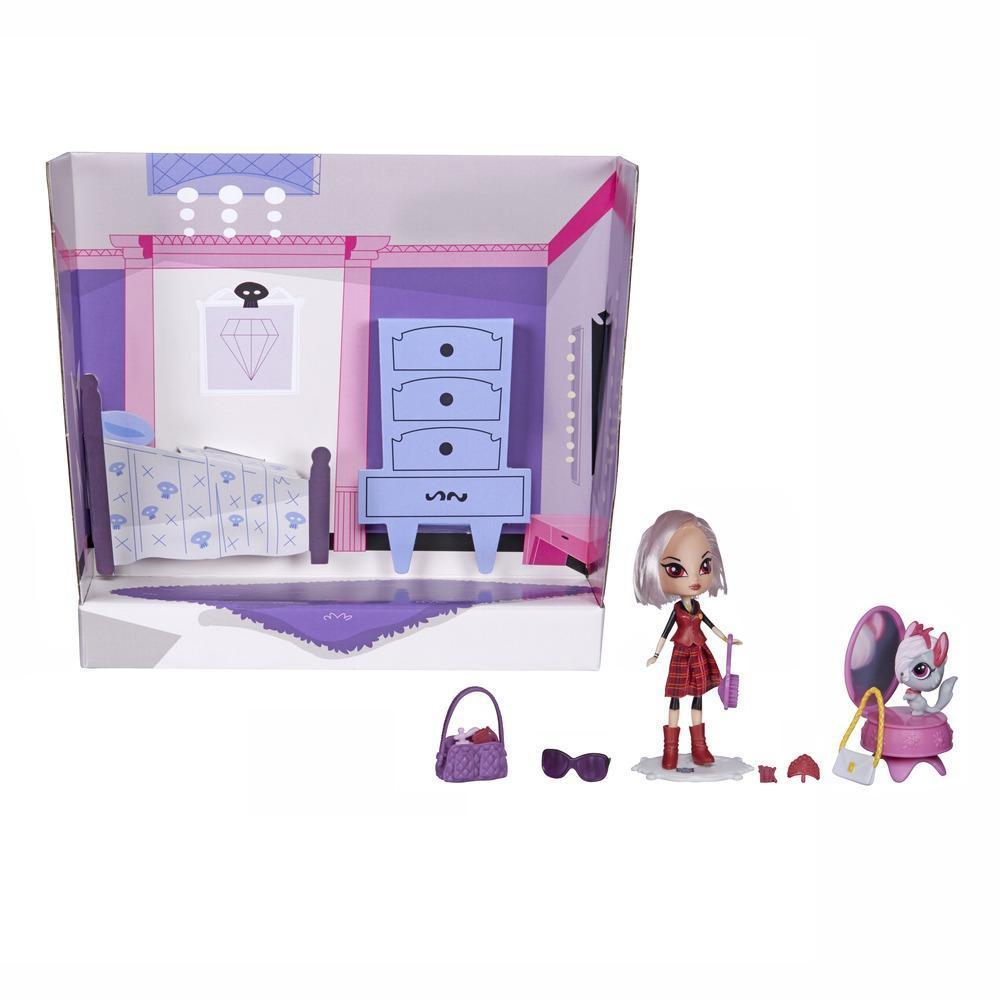 Hình ảnh minh họa cho sản phẩm Littlest Pet Shop Brittany Biskitt và Chuột nhỏ