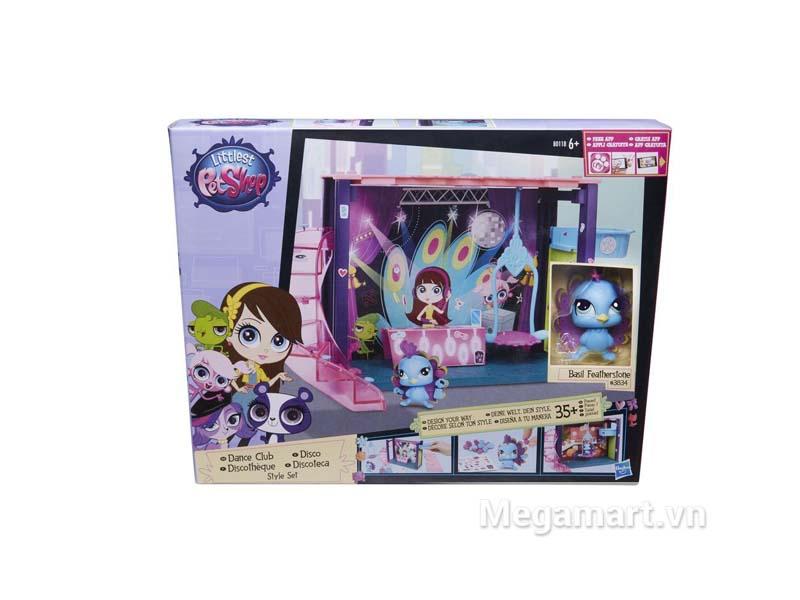 Hình ảnh minh họa sản phẩm Littlest Pet Shop Câu lạc bộ khiêu vũ