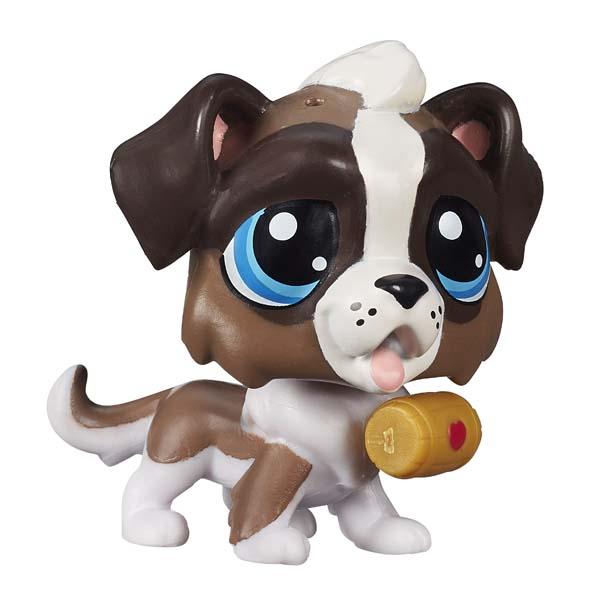 Hình ảnh minh họa sản phẩm Littlest Pet Shop Chó cứu hộ Bernie