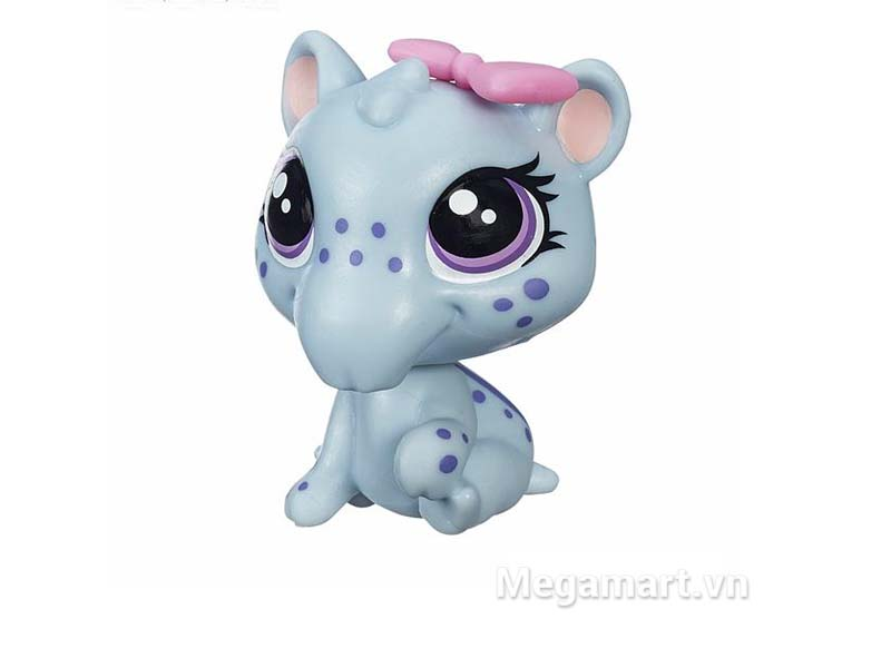 Littlest Pet Shop Heo vòi Irina