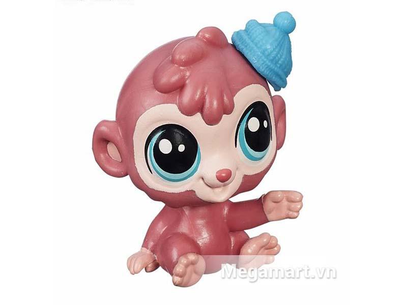 Mình ảnh minh họa cho Littlest Pet Shop Khỉ Cash