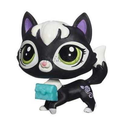 Hình ảnh minh họa cho sản phẩm Littlest Pet Shop Mèo mun Countess