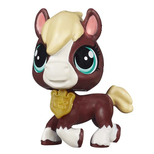Hình ảnh minh họa sản phẩm Littlest Pet Shop Ngựa con Sheriff