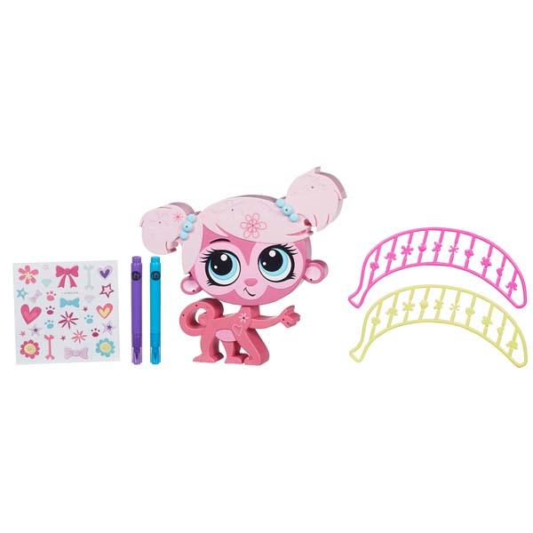 Hình ảnh minh họa sản phẩm Littlest Pet Shop Trang trí thú cưng cùng Minka