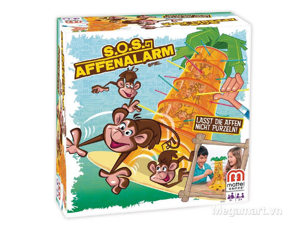 Cách chơi trò chơi rút khỉ mới nhất